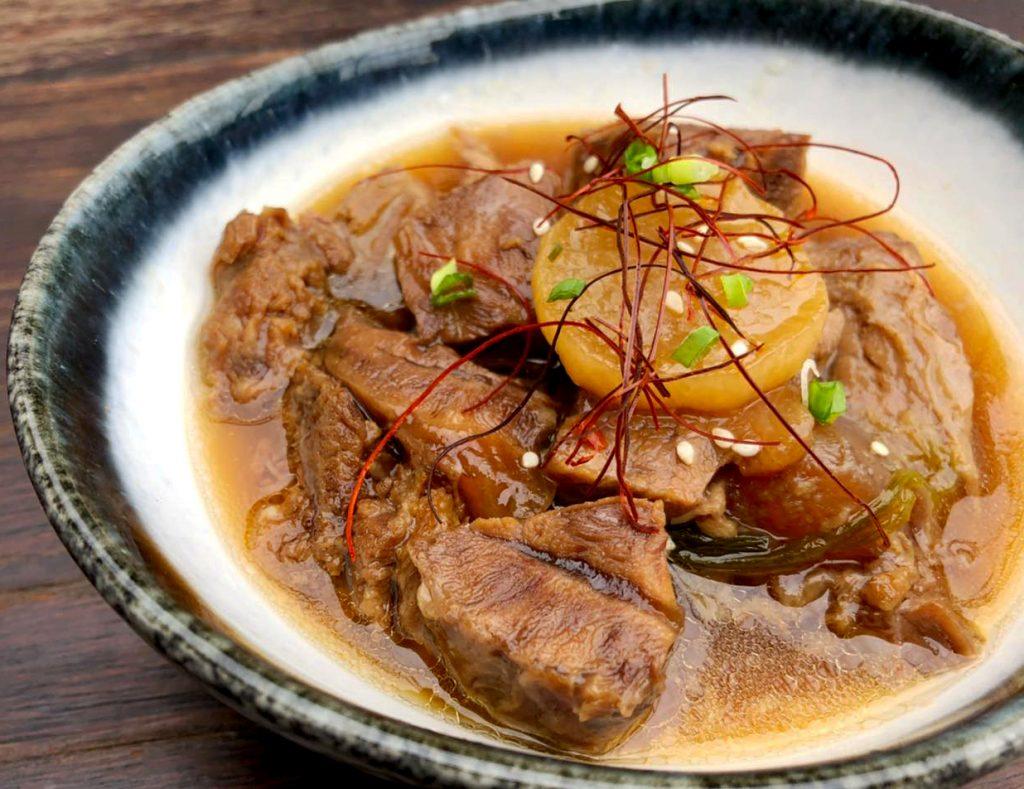 เนื้อวากิวตุ้นโซยุ