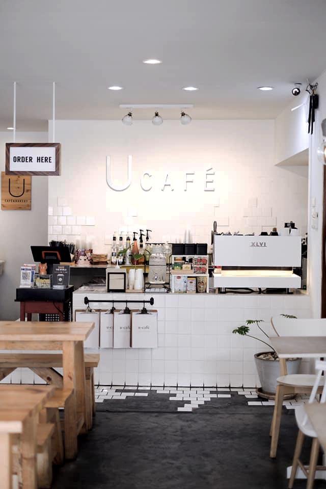 รีวิวคาเฟ่ U Cafe&Bakery