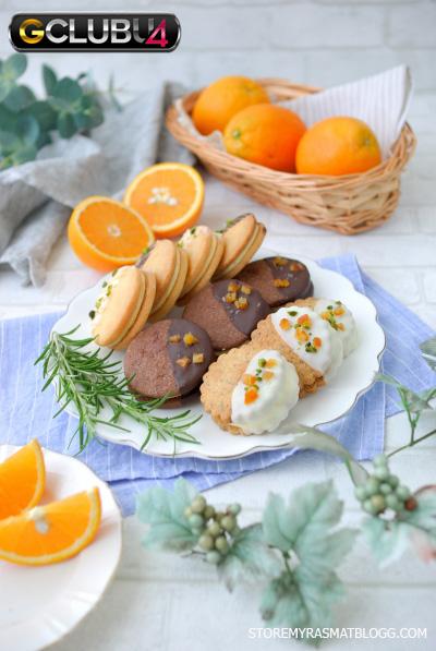 คุกกี้ครีมส้ม