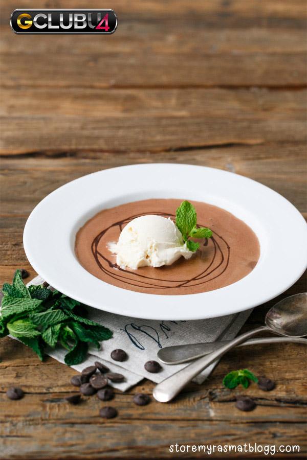 ซุปช็อคโกแลต
